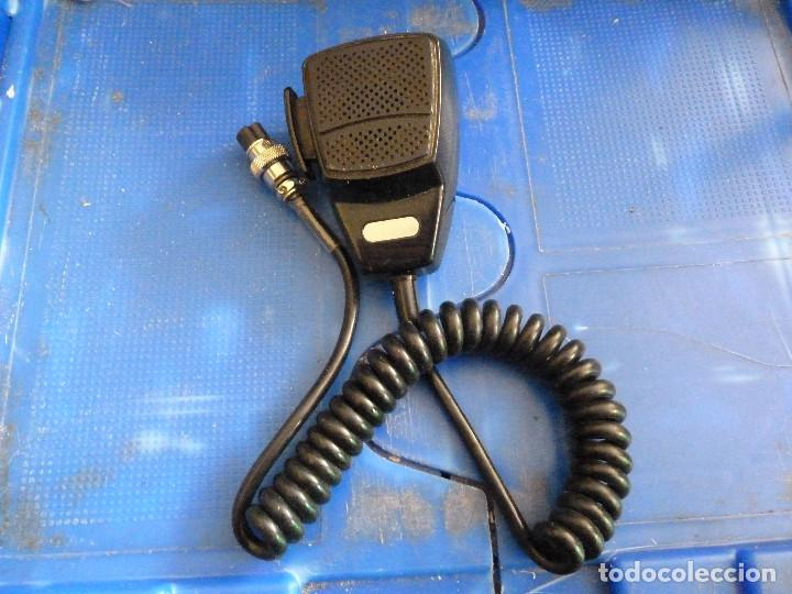 MICROFONO PARA EMISORA DE RADIOAFICIONADO (Radios, Gramófonos, Grabadoras y Otros - Radioaficionados)