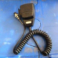 Radios antiguas: MICROFONO PARA EMISORA DE RADIOAFICIONADO. Lote 135814646