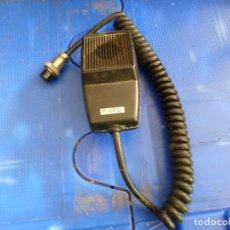 Radios antiguas: MICROFONO PIROSTAR PARA EMISORA DE RADIOAFICIONADO. Lote 135814978