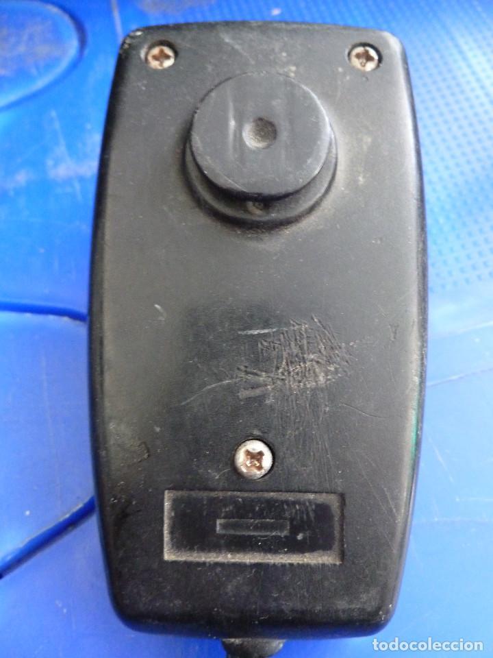 Radios antiguas: MICROFONO PIROSTAR PARA EMISORA DE RADIOAFICIONADO - Foto 3 - 135814978