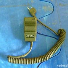 Radios antiguas: MICRO YAESU MH-18 PARA WALKIE TALKIE DE RADIOAFICIONADO. Lote 136353722
