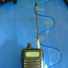Radios antiguas: WALKIE TALKIE DE RADIOAFICIONADO YAESU . Lote 136354834