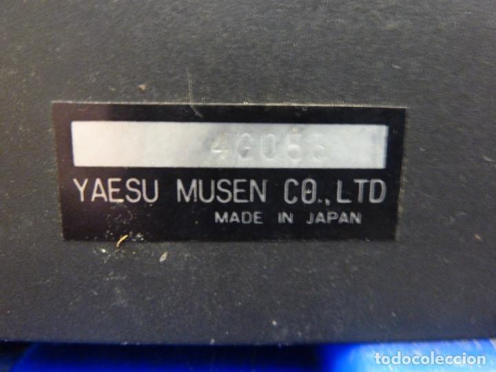 Radios antiguas: CARGADOR DE BASE O MESA YAESU NC-33 PARA WALKIE TALKIE RADIOAFICIONADO - Foto 14 - 136372974