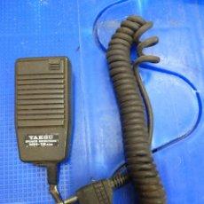 Radios antiguas: MICROFONO YAESU MH-18 PARA WALKIE TALKIE DE RADIOAFICIONADO. Lote 136373258