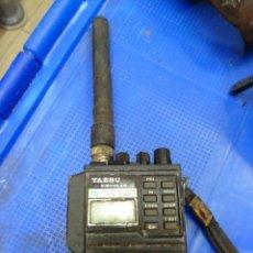 Radios antiguas: WALKIE TALKIE DE RADIOAFICIONADO YAESU FT-23R. Lote 136374618