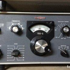 Radios antiguas: RECEPTOR COLLINS BANDAS HF MODELO 75S3 FUNCIONANDO (125V) MUY BONITO Y BUENA CONSERVACION. Lote 137318430