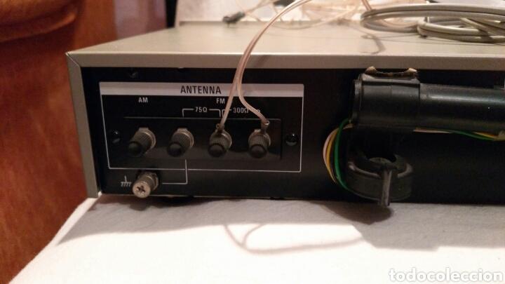 Radios antiguas: SINTONIZADOR DE FRECUENCIAS DE RADIO SONY, MODELO ST- A30, VER - Foto 9 - 139592198