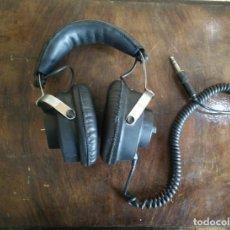 Radios antiguas: ÁNTIGUOS AURICULARES SANWANG SAN WANG SH-26 DECORACION RETRO VINTAGE. Lote 139978434