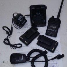 Radios antiguas: WALKIE TALKIE ICOM IC-F51 CAZA PESCA MONTAÑA. Lote 140388110
