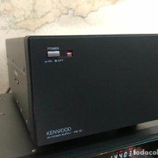 Radios antiguas: FUENTE DE ALIMENTACION KENWOOD PS-31 - POWER SUPPLY . Lote 142106578