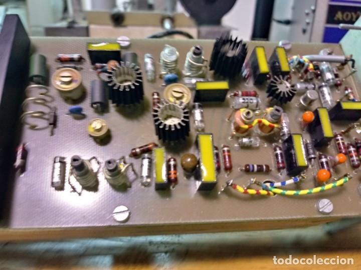 Radios antiguas: transmisor y o.f.v. - Foto 3 - 7359671