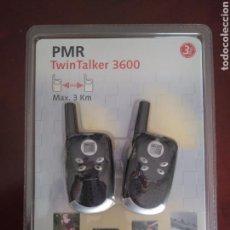 Radios antiguas: WALKIE TALKIE TWINTALKER 3600 PMR (UCOM). Lote 142650174