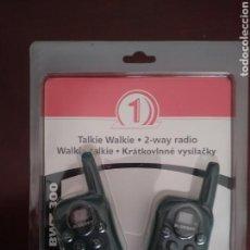 Radios antiguas: WALKIE TALKIE BLUESKY BWT 300. Lote 142666230