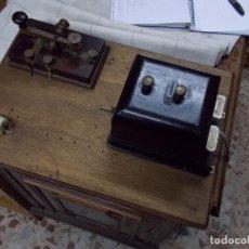 Radio antiche: PULSADOR MORSE. Lote 254587360