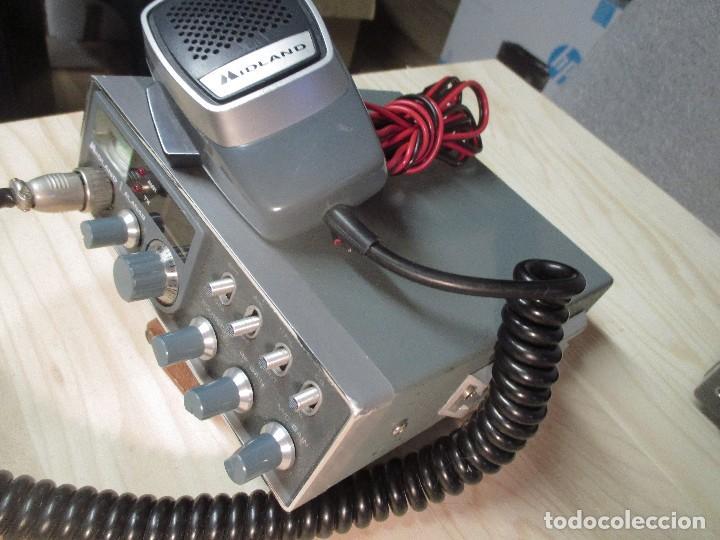 Radios antiguas: TRANSCEIVER MIDLAND ALAN-48 - Foto 2 - 177210638
