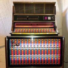 Radios antiguas: JUKE BOX SINFONOLA 2000 GEDASA DE EL AÑO 1976 . Lote 144328298