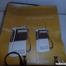 Radios antiguas: CHANEL FT 224. Lote 147942370