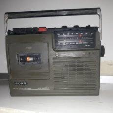 Radios antiguas: RADIO CASSETTE SONIC. Lote 151529465