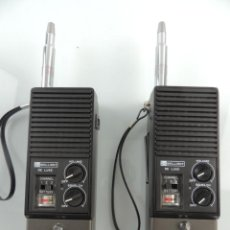 Radios antiguas: EMISORAS DE RADIO WALKIE TALKIE BRILLIANT DE LUXE BT 2304. Lote 153776986
