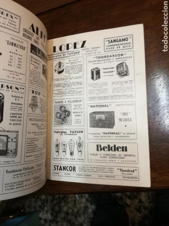 Radios antiguas: MANUAL DE RADIO PARA AFICIONADOS - Foto 4 - 154878329