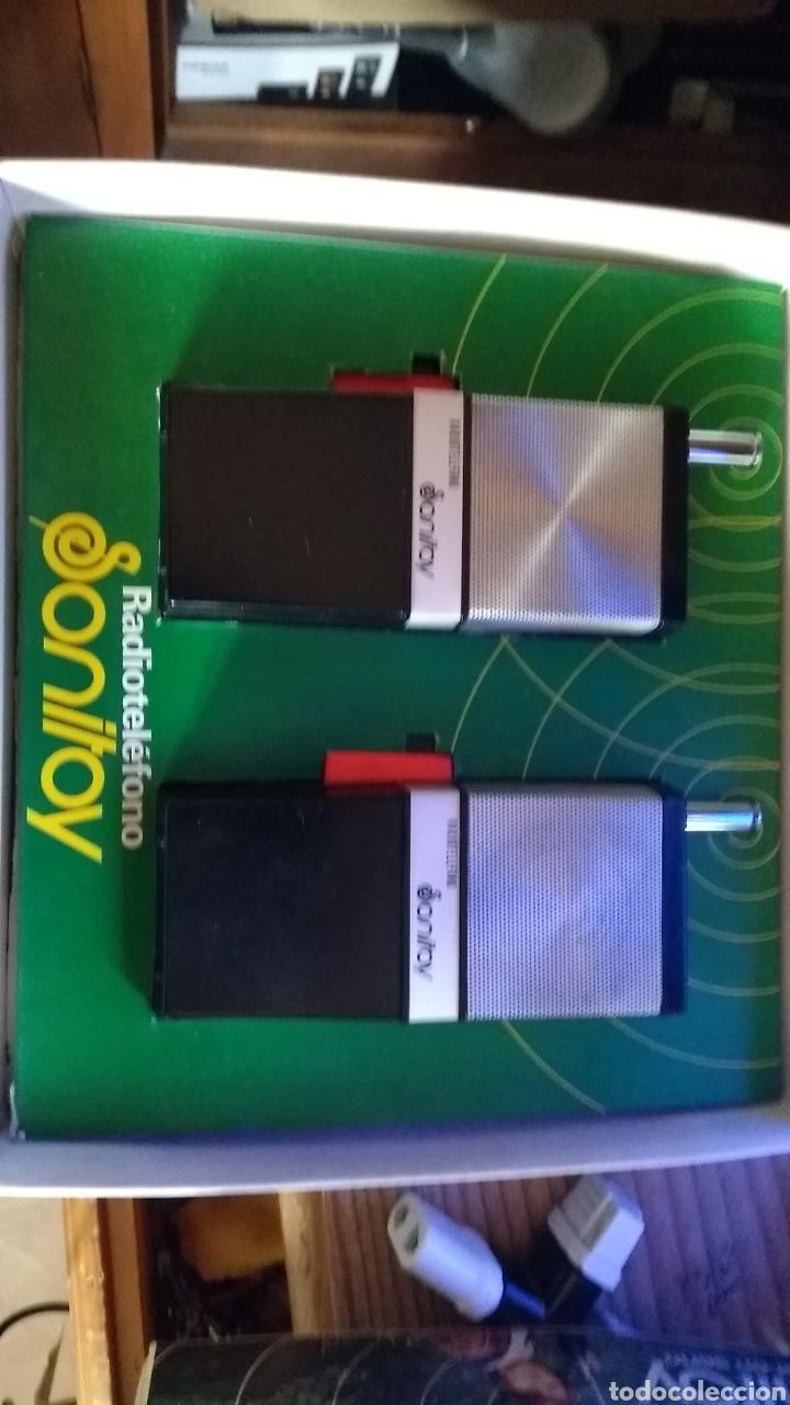 Radios antiguas: Sonitoy walkie años 70 leer antes - Foto 3 - 159865130