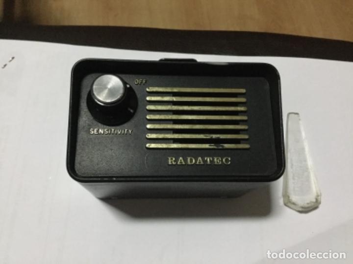 ANTIGUO DETECTOR DE RADARES RADANET (Radios, Gramófonos, Grabadoras y Otros - Radioaficionados)