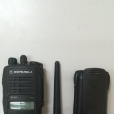 Radios antiguas: WALKIE TALKIE MOTOROLA GP360 UHF, 128 CANALES. Lote 162883886