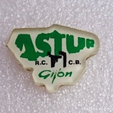 Radios antiguas: PIN RADIO CLUB CB 27 MHZ ASTUR GIJÓN ASTURIAS 1995 - RADIO - AFICIONADOS / OBSOLETO. Lote 79389857