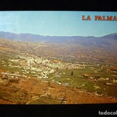 Radios antiguas: TARJETA POSTAL QSL RADIOAFICIONADO. EA8ADT - LOS LLANOS DE ARIDANE (LA PALMA), 1984. RADIO AFICIONAD. Lote 163979222