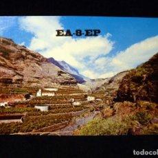 Radios antiguas: TARJETA POSTAL QSL RADIOAFICIONADO. EA8EP - LA PALMA, 1981. RADIO AFICIONADO (2). Lote 163980110
