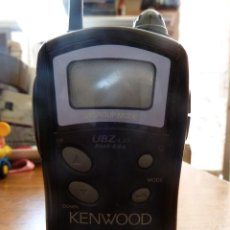 Radios antiguas: WALKIE TALKIE KENWOOD UBZ-LJ8. Lote 165763798