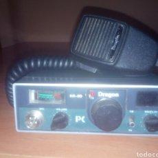 Radios antiguas: EMISORA DE RADIOAFICIONADO DRAGON KR 80. Lote 167685948