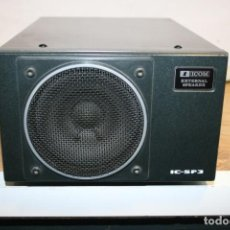 Radios antiguas: ALTAVOZ ICOM IC-SP3. Lote 171353774