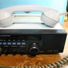 Radios Anciennes: EMISORA MARINA VHF-57S. Lote 171357328