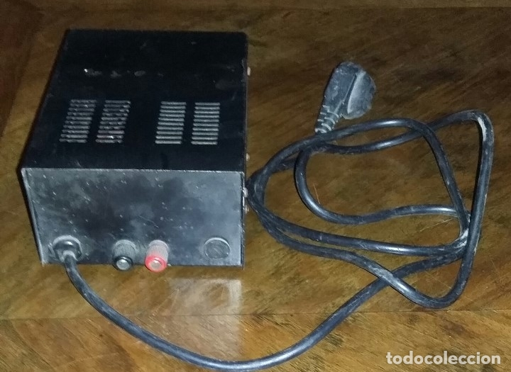 Radios antiguas: fuente alimentacion 12 voltios 5 amperios - Foto 3 - 172267389