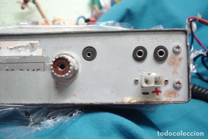 Radios antiguas: EMISORA BRIGMTON DE 27 MHz MDLO. BET - 2700 - AM / FM - 40 CANALES - Foto 5 - 35317955