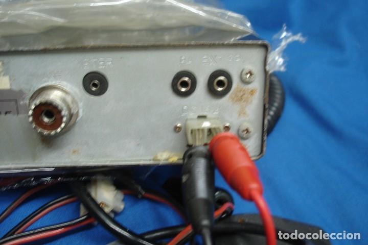 Radios antiguas: EMISORA BRIGMTON DE 27 MHz MDLO. BET - 2700 - AM / FM - 40 CANALES - Foto 6 - 35317955