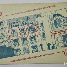 Radios antiguas: TARJETA RADIOAFICIONADO, EA-1-EB, OVIEDO, AÑOS 50. Lote 172580157