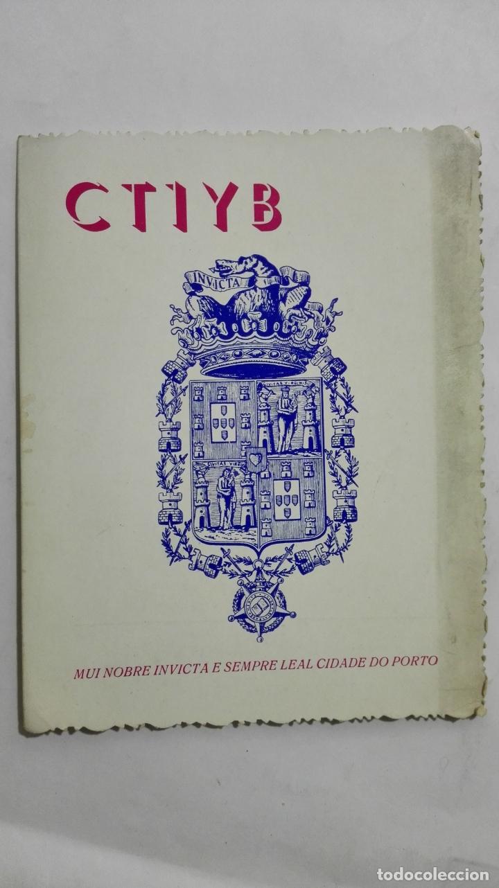 TARJETA RADIOAFICIONADO, CT-1-YB, PORTO - PORTUGAL, AÑOS 50 (Radios, Gramófonos, Grabadoras y Otros - Radioaficionados)