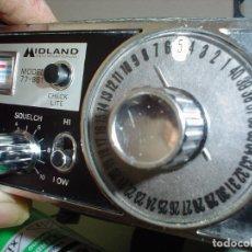 Radios antiguas: EMISORAS MIDLAND MOD. 77-761 . Lote 172834678
