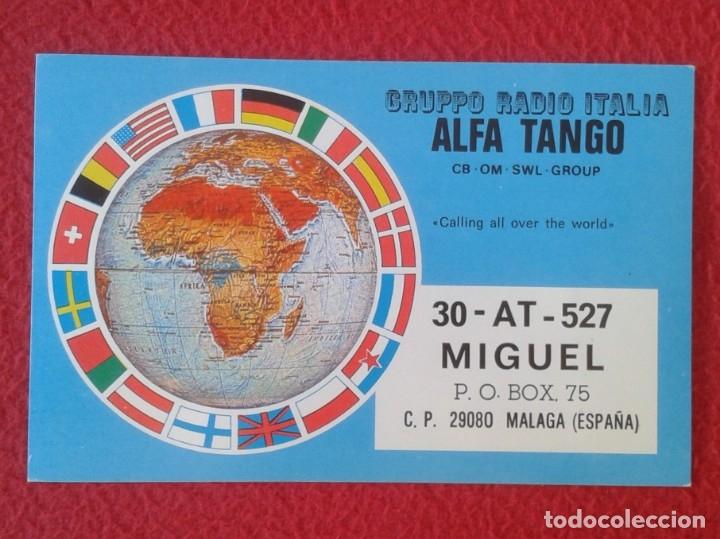 Postal Post Card Qsl Radioaficionados Radio Ama Buy Amateur