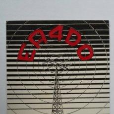 Radios antiguas: TARJETA RADIOAFICIONADO, EA-4-DO, MADRID AÑOS 50. Lote 174023608