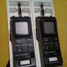 Radios antiguas: DOS EMISORAS GREAT GT-210. Lote 174991830