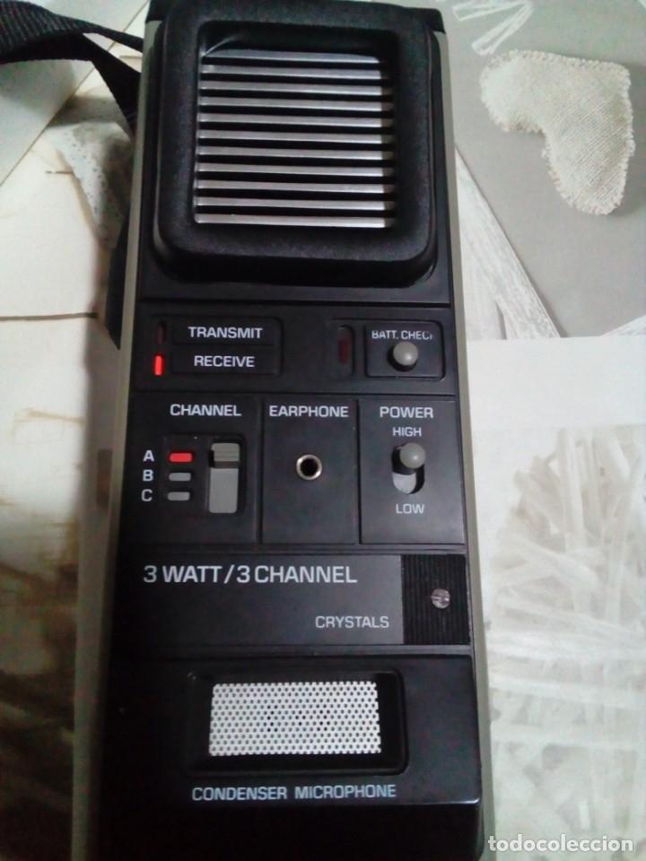 Radios antiguas: DOS EMISORAS GREAT GT-210 - Foto 10 - 174991830
