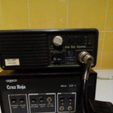 Radios antiguas: EMISORA GRELCO. Lote 175149228