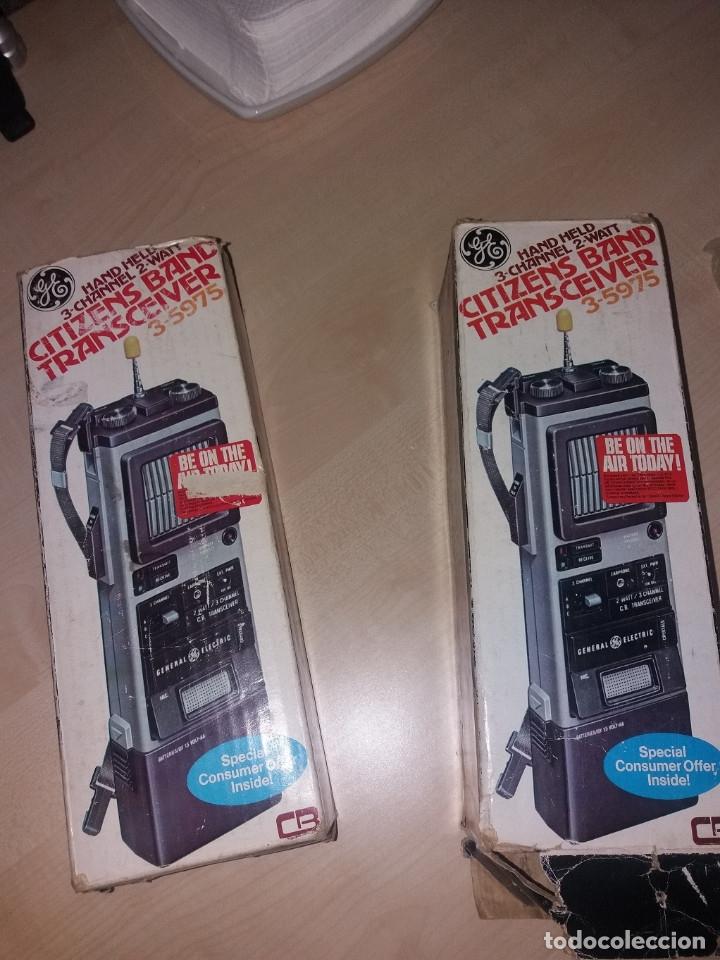 Radios antiguas: TRANSMISORES DE 27MHZ, 3 CANALES 5W - Foto 2 - 175877284