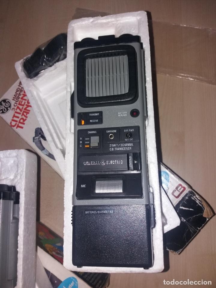 Radios antiguas: TRANSMISORES DE 27MHZ, 3 CANALES 5W - Foto 4 - 175877284