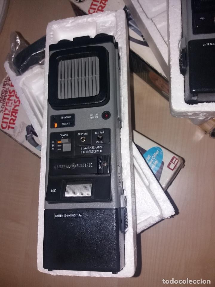 Radios antiguas: TRANSMISORES DE 27MHZ, 3 CANALES 5W - Foto 5 - 175877284