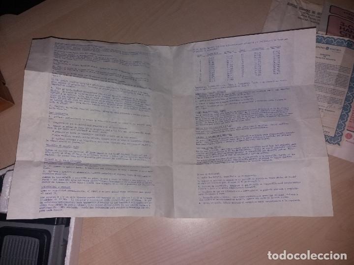 Radios antiguas: TRANSMISORES DE 27MHZ, 3 CANALES 5W - Foto 14 - 175877284
