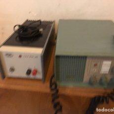 Radios antiguas: EMISORA MARINA RAYTHEON COMPANY RAY 42 VHF, AÑOS 80. Lote 176884069